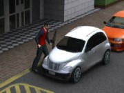 Valet Parking 3D - game parkir mobil - mobil game