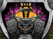 Monsters Ruedas - Other Games - juegos de coches