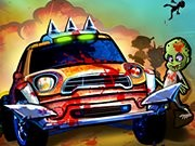 Zombie Car Madness Game