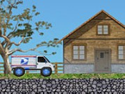Mail Truck - Other Games - mobil game