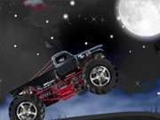 Moonlight Monster Truck - auto race spelletjes - auto spelletjes