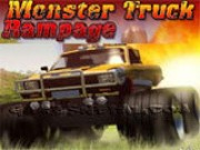 Monster Truck Rampage Game