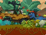 Dinosaur Hunter - Other Games - bil spel
