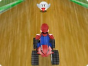 Mario Rain Race - Car Racing Games - Car Games