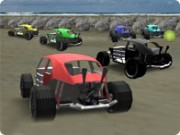 3-D Buggy Racing - Car Racing Games - Car Games