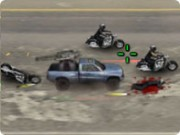 Madness on Wheels - game balap mobil - mobil game