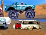 Four Wheel Madness Game