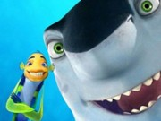 Shark Tale The Big Race - Other Games - auto spelletjes