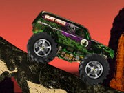 Monster Dust Race Game