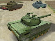 3D Tank Racing - game balap mobil - mobil game