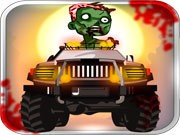 Go Zombie Go - Car Racing Games - Car Games