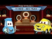 Luigi and Guido : Tire Rush Game