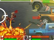 Trucking Zombies Game
