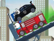 Vehicles 4 Car Toons Game
