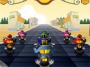 Race Choppers - Bike Games - Car Games
