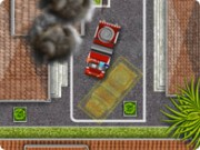 Firefighters Truck - Car Racing Games - Car Games