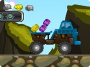 Rock Transporter 2 - Car Racing Games - Car Games