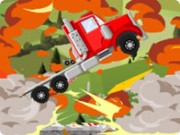 Destructotruck - game balap mobil - mobil game