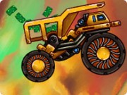 Planet Trucker - Car Racing Games - Car Games