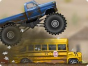 Monster Truck - auto race spelletjes - auto spelletjes