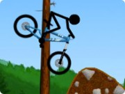 Stickman Free Ride - Bike Games - Car Games