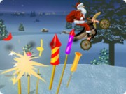 Santa Rider - Bike Games - Car Games