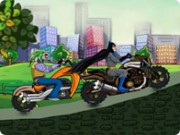 Gotham Race - Bike Games - Car Games