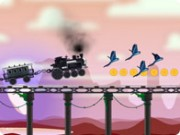 Train Rush - Car Racing Games - Car Games