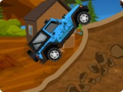 Off Road Jeep Hazard Game