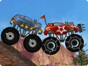 Truk Wars - game balap mobil - mobil game
