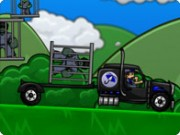 Zombie Express - Car Racing Games - Car Games