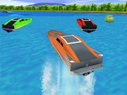 3D Powerboat Race Game
