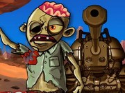 Zombie Tank - Other Games - bil spel