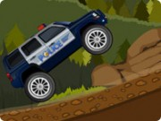 Texas Polisi Offroad - game balap mobil - mobil game
