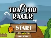 Tractor Racer With Score - Car Racing Games - Car Games
