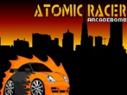 Atomic Racer - game balap mobil - mobil game