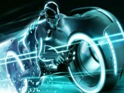 Tron Uprising Spel Ljus Cycle Game