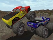 Monster Truck Revolution - auto race spelletjes - auto spelletjes