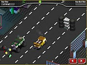 Crosstown Craze - game balap mobil - mobil game