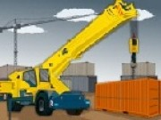 Container Crane Parking - Car Parking Games - Car Games