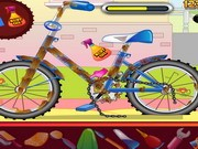 Kids Cycle Repair - Bike Games - Car Games
