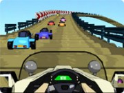 Coaster racer - game balap mobil - mobil game