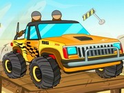 Truk Champ - game balap mobil - mobil game