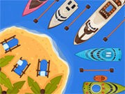 Monaco Luxury Boat Паркинг - Other Games - Игри с Коли