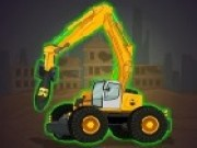 Nuclear Crane Parking - Car Parking Games - Car Games