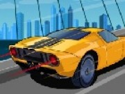 San Francisco Skycrapers Racing - auto race spelletjes - auto spelletjes