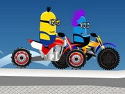 Minion Racing - Bike Games - Car Games