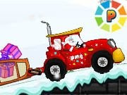 Santa Gifts Tansport - Car Racing Games - Car Games