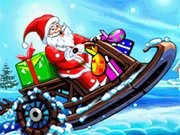 Santa Snow Ride - Car Racing Games - Car Games