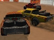 3D Mad Racers - Car Racing Games - Car Games